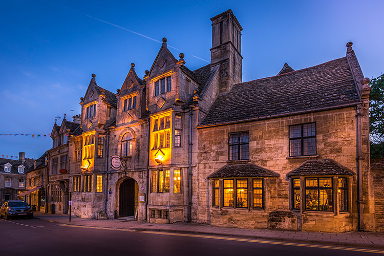 The Talbot Hotel, Oundle