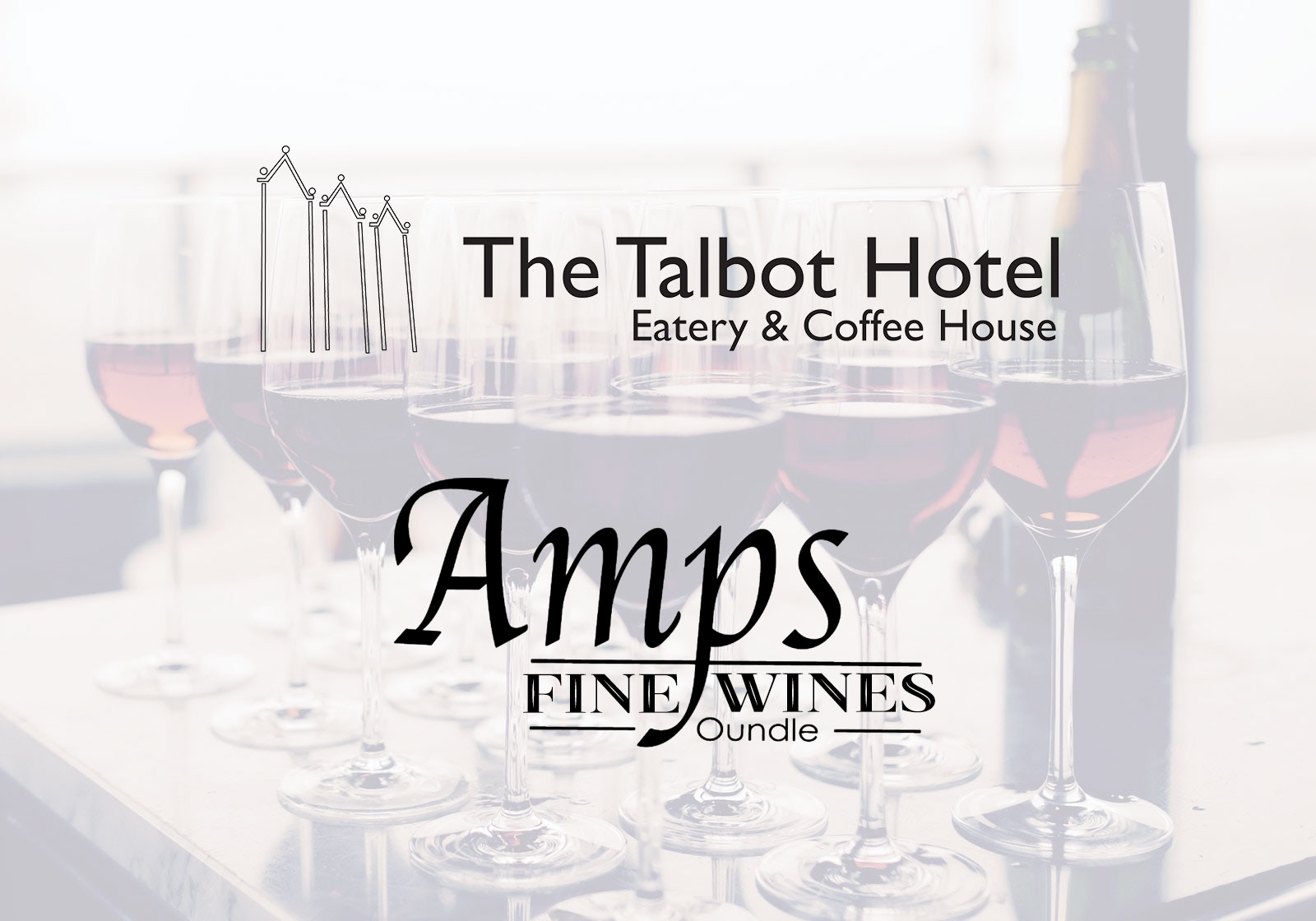 Amps Wine Tasting Offer